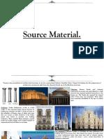 Source Material.