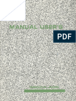 386DX-AD5M Motherboard - Users Manual