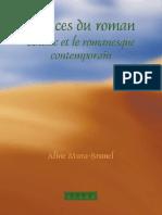 Aline Mura-Brunel - Silences du roman _ Balzac et le romanesque contemporain (Faux Titre 252) (2004).pdf