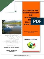 Agenda de Reducción de Riesgos Del Cantón Santiago 001
