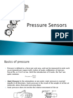 L-03 Pressure Sensors