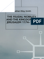 Jonathan Riley-Smith (Auth.) - The Feudal Nobility and the Kingdom of Jerusalem, 1174–1277-Palgrave Macmillan UK (1974)