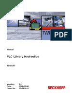 TwinCAT PLC Hydraulics En