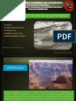 Texturas de Las Rocas Sedimentarias