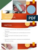 Tamizaje Neonatal - Hipotiroidismo congenito.pptx