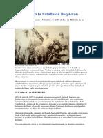 Orureños en La Batalla de Boquerón