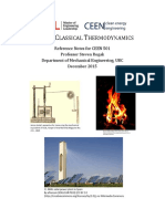 Concise Classical Thermodynamics - Rogak