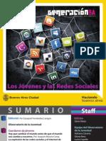 N°8 - Los Jovenes y Las Redes Sociales