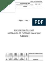 Material Tuberia CEPSA