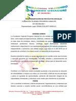 Formato Para Presentación de Proyectos Sociales-reciclo%2c Embellezco y Cuido Mi Entorno.