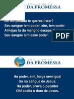 102 - O PODER DO SANGUE.ppt