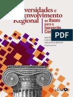 Livro Universidades e Desenvolvimento Regional Serra Rolim Bastos