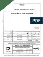 ID-PCK-GP-IBP-2011007 Support Installation Procedure Rev.C (AFC)