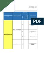 7_matriz de Impactos y Aspectos Ambientales
