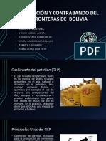 Distribucion y Contrabando Del Glp en Fronteras de Bolivia
