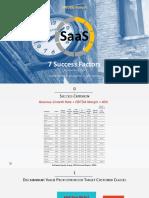 SaaS Success Strategy-SW300Forum2019