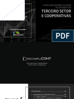 E-book Legislação Contábil Aplicada Às Entidades Do Terceiro Setor e Cooperativas - PDF