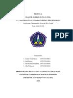 Proposal permohonan PKL di PGN