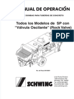 Schwing Sp 500_Manual de Operacion