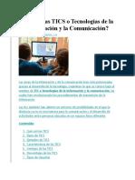 Qué son las TICS.docx