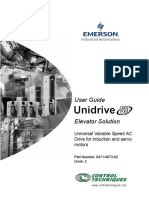 Unidrive SP Elevator Issue 2