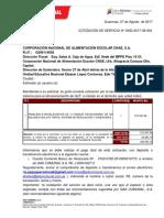 (Cotización GND-2017!08!004 Unidad Educativa Nacional Elezar López Contreras)