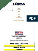 Trabajo Final Plan Anual de Clases Del Nivel Inicial Segundo Ciclo