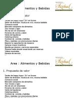 Presentacion Areas