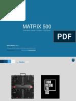 Matrix 500 by Doit Vision 2019