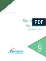 SENASBA Socialización de La Tarifa AGUA