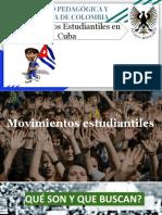 Movimientos Estudiantiles Cuba (1)