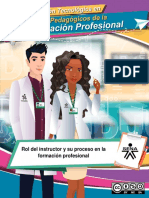 Material Rol Del Instructor y Su Proceso en La Formacion Profesional
