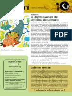 Digitalizacion de La Agricultura