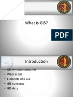 1 - What is GIS