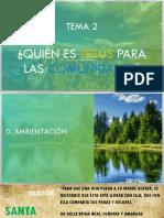 Tema 2 Semana Biblica 2019