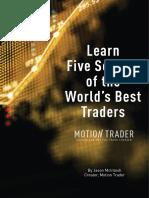 Motion Trader Five Secrets