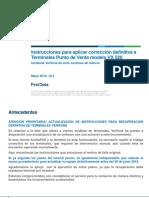 PUNTO DE VENTA VERIFON VERIFON VX520 CONF 2019 dic 65461kgygcvyuv56dgchgccxxrxytcx15.pdf