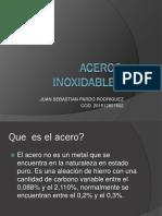 Exposición Jspardor Intento 2019-09!20!21!11!24 Aceros Inoxidables Presentacion