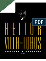 Villa-Lobos Moderno e Nacional