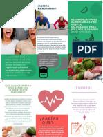 Recomendaciones nutricionales adultos Colombia