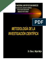 1.Metodologia de La Investigacion