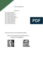 5_Guía de Estudio - Fitousi y Rossanvallon - Desigualdad Social