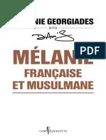 Mélanie Française Et Musulmane