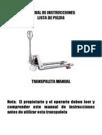 MANUAL DE INSTRUCCIONES inox-galv.doc