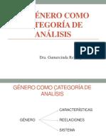 EL GÉNERO COMO CATEGORÍA DE ANÁLISI.pptx