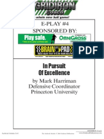 EPlay - In Pursuit of Excellence by Mark Harriman