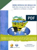 Infancia Contemporanea e Educação Infantil LIVRO