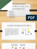 Propiedades Eléctricas de Los Materiales (1)