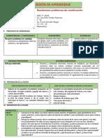 SESION MATE  PROBLEMAS COMBINACION DE SUMA.docx