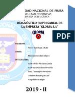 DIAGNOSTICO EMPRESARIAL - GLORIA - GRUPO 3.docx
